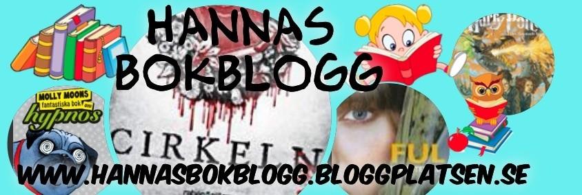 Hannas bokblogg